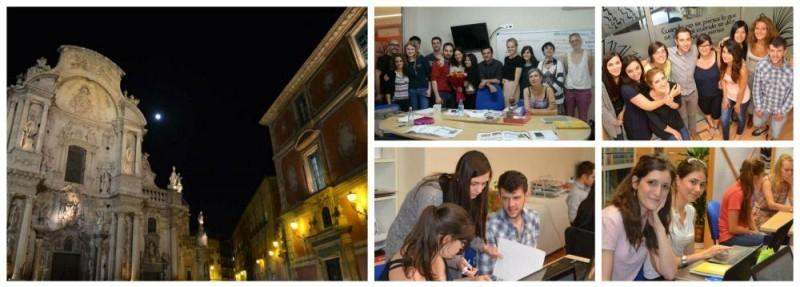 teaching experience spanish course spain