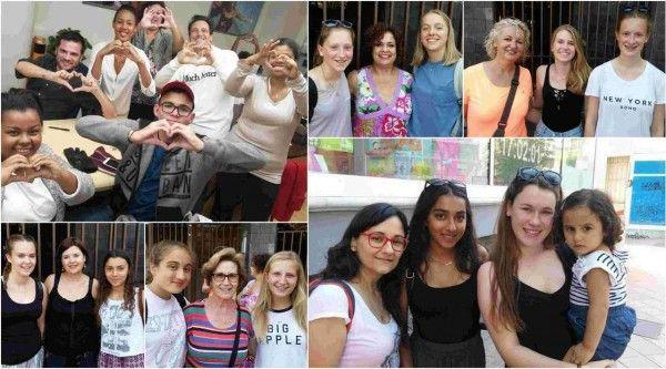 spanish course au pair